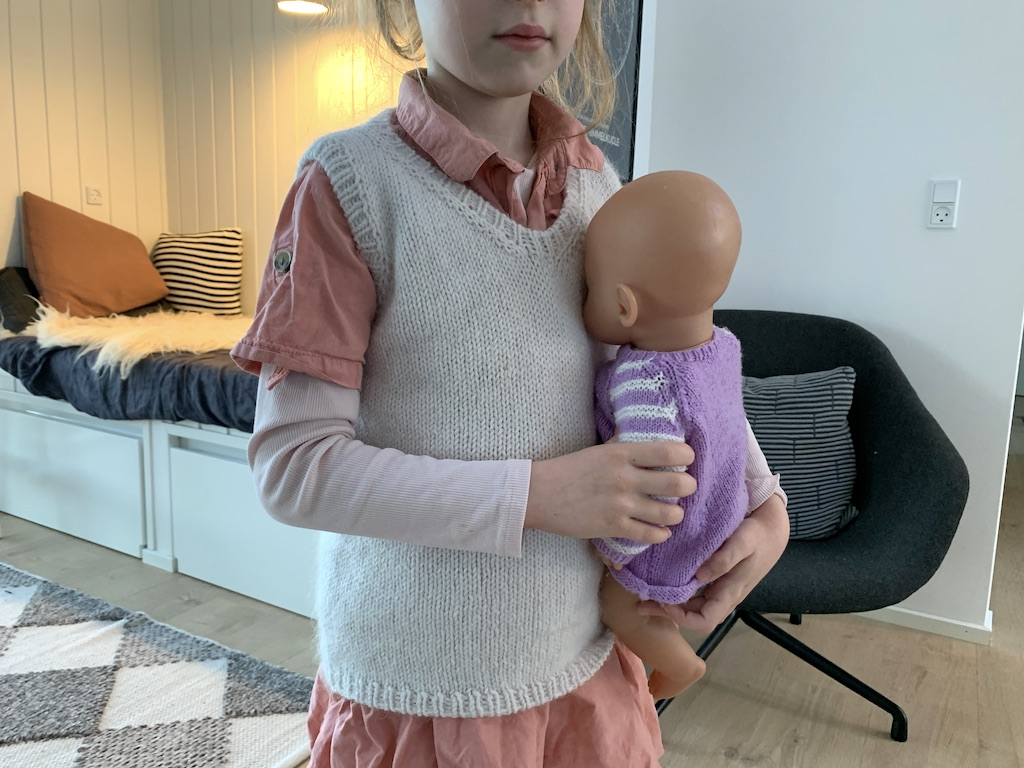 Veras Vest Junior på